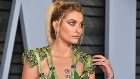The Surprising Meaning Behind Paris Jackson's Oscars Dress | StyleCaster