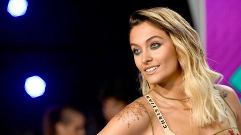 Calvin Klein Accused of Erasing Paris Jackson's Tattoos in Its Ads | StyleCaster