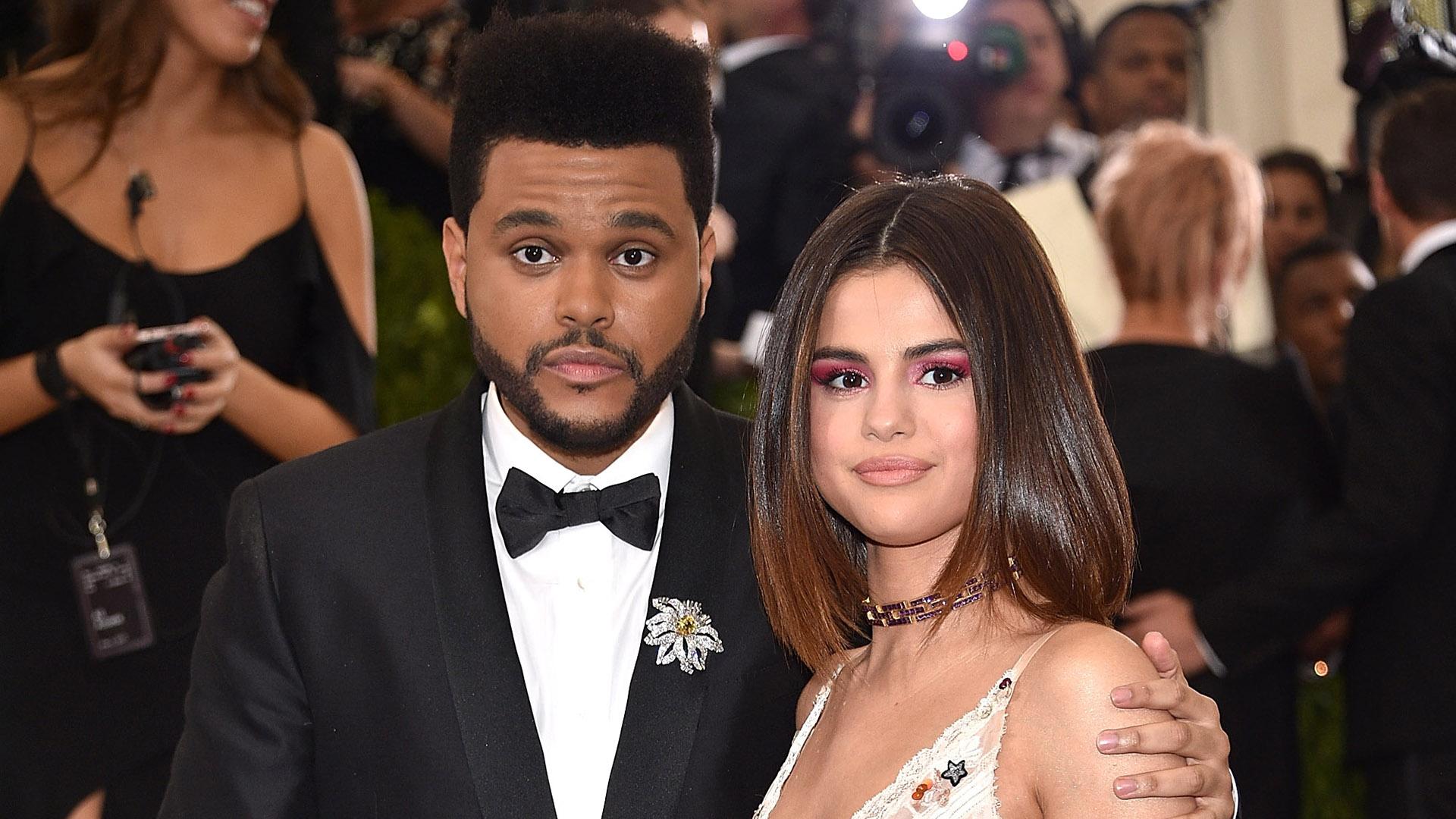The Weeknd & Selena Gomez
