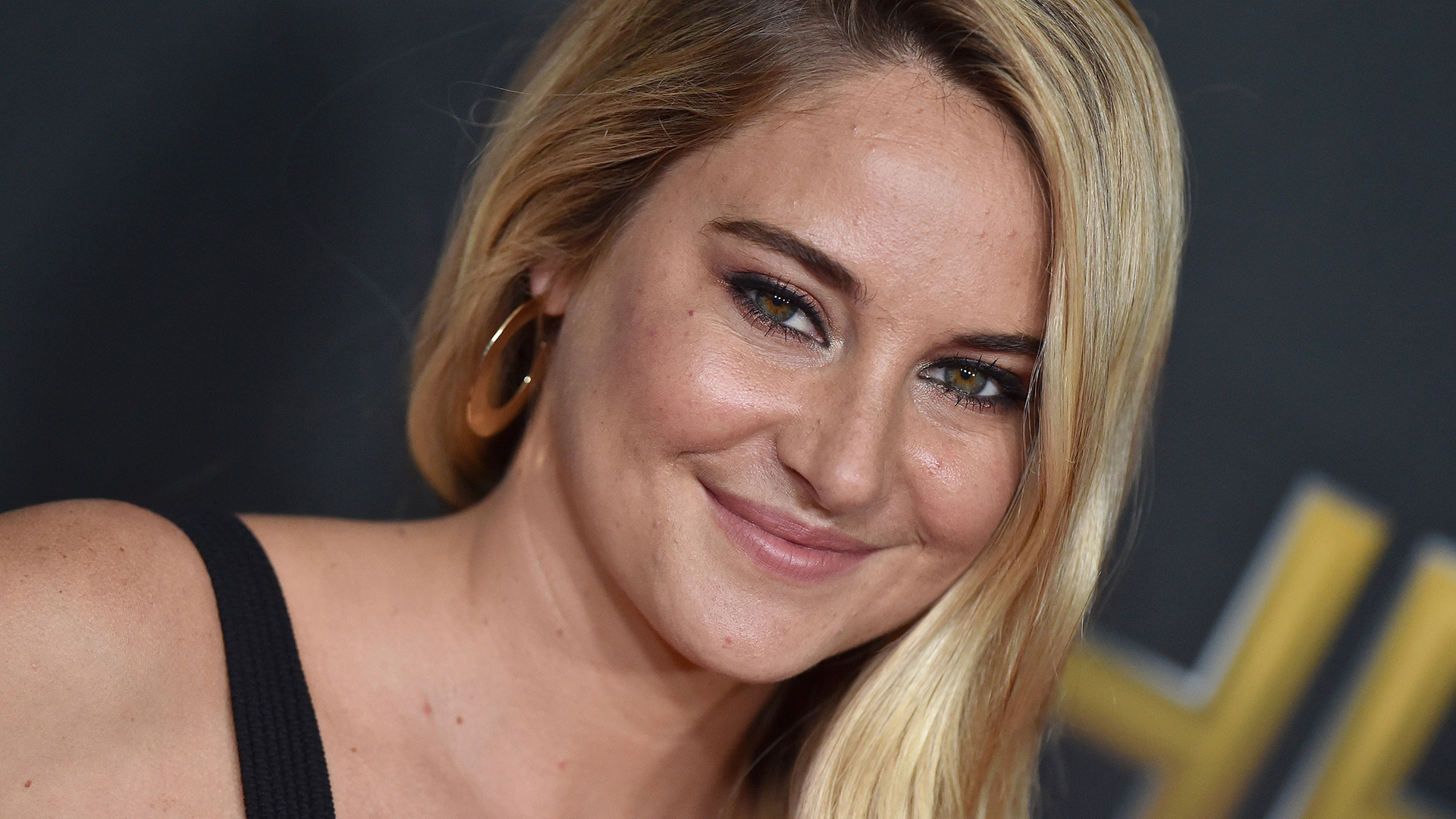 Shailene Woodley Dyed Her Hair Jet-Black and Added Chic, Choppy Bangs