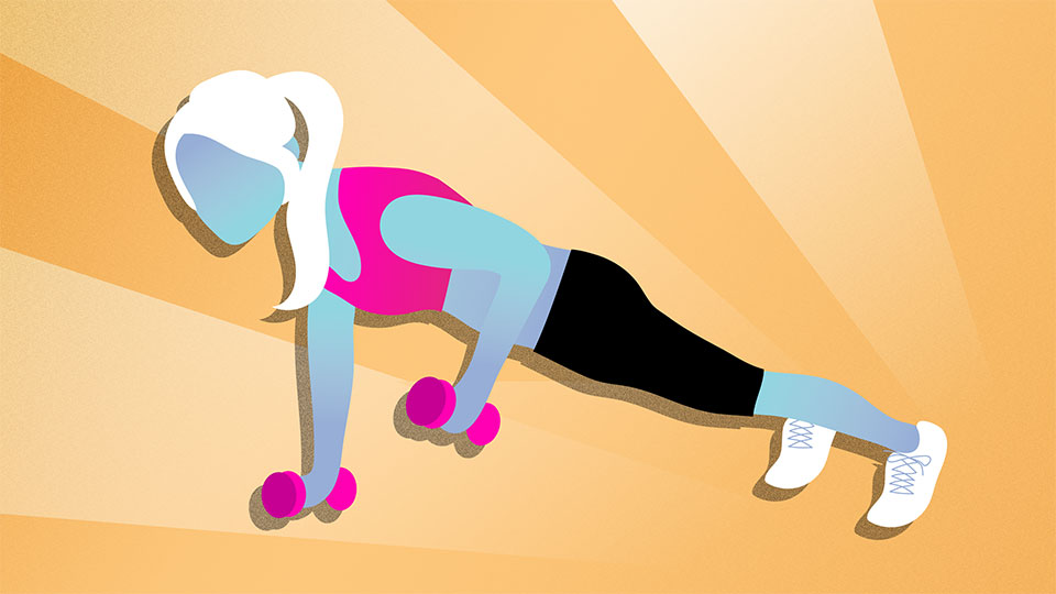 The Quick-and-Dirty Gym Workout for a Smaller Waist