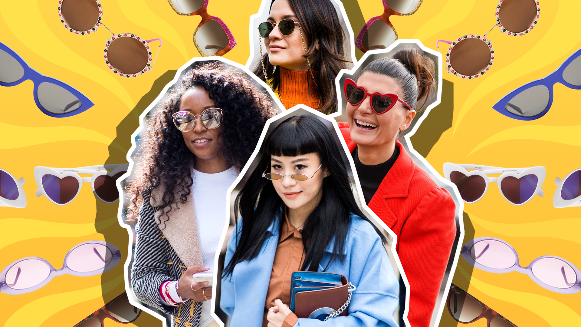 STYLECASTER | Spring Sunglasses Guide