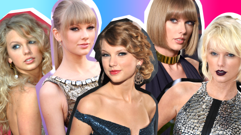 Watch Taylor Swift's Incredible Beauty Evolution Since 2007 | StyleCaster