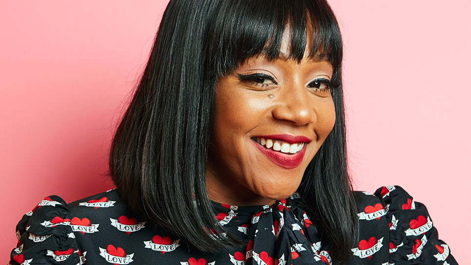 Tiffany Haddish Says Turpentine (Yes, the Paint Thinner) Keeps Her Healthy
