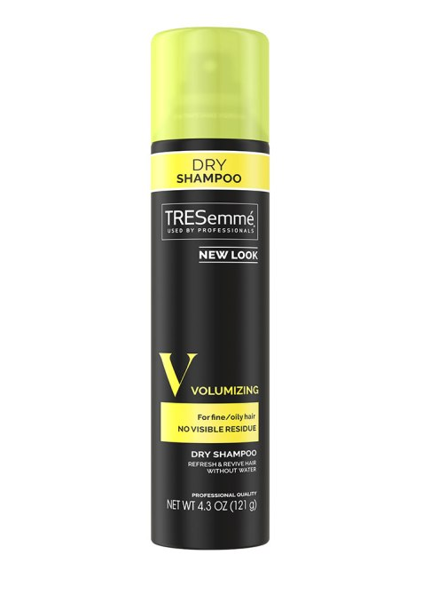 STYLECASTER | Justine Marjan's Favorite Hair Products | TRESemme Dry Shampoo