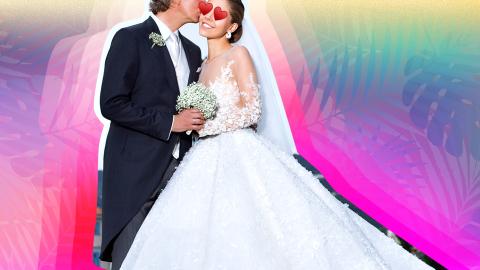 Every Celebrity Wedding in 2019—So Far | StyleCaster