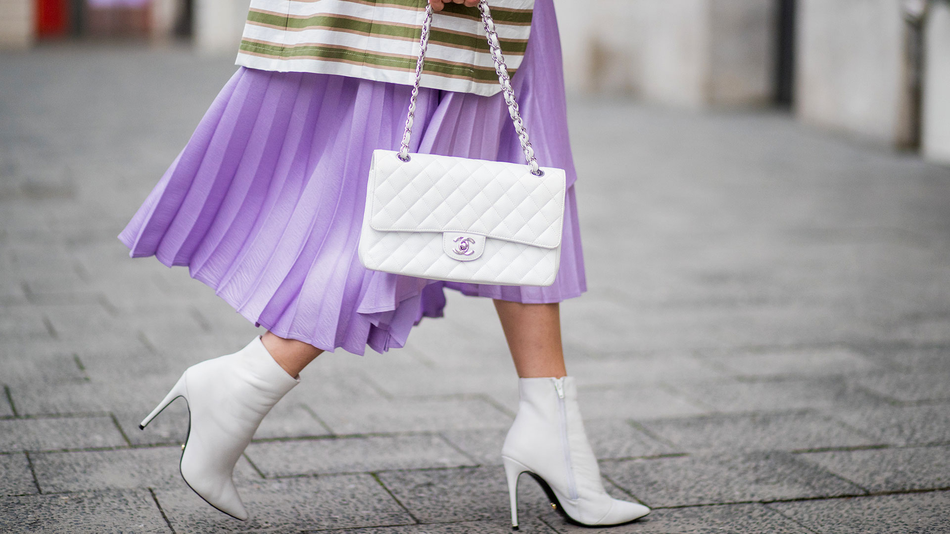 STYLECASTER | Violet Outfit Ideas & Shopping Guide
