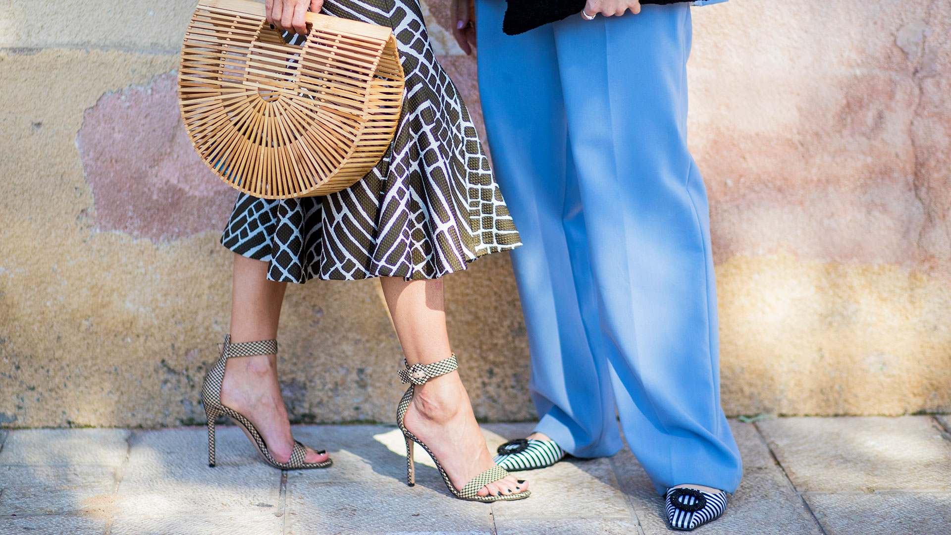 STYLECASTER   Open-Toed Spring Shoes