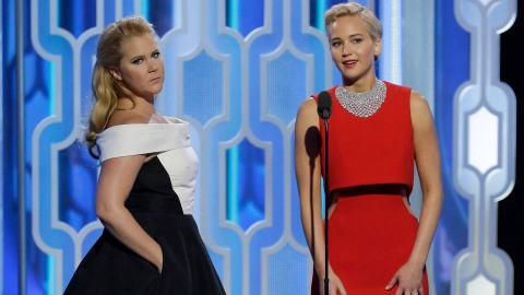 Amy Schumer Roasted Jennifer Lawrence for Flaking on Her | StyleCaster
