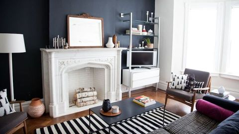 20 Clever Ways to Make the Most Out of a Studio Apartment | StyleCaster