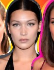 The Complete Beauty Evolution of Bella Hadid from 2014
