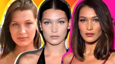 The Complete Beauty Evolution of Bella Hadid from 2014 | StyleCaster