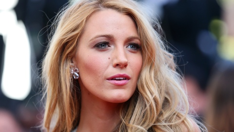 Blake Lively Just Made Shorts Winter-Appropriate, and We Love to See It | StyleCaster