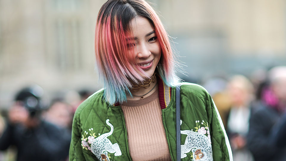 The Boldest Hair Color Ideas Spotted on Instagram
