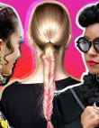 The Coolest Braided Hairstyles to Copy Now