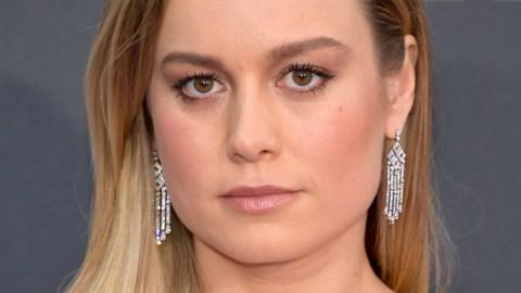 Brie Larson's Stylist Has an Ultra-Original Fix for Flyaways | StyleCaster
