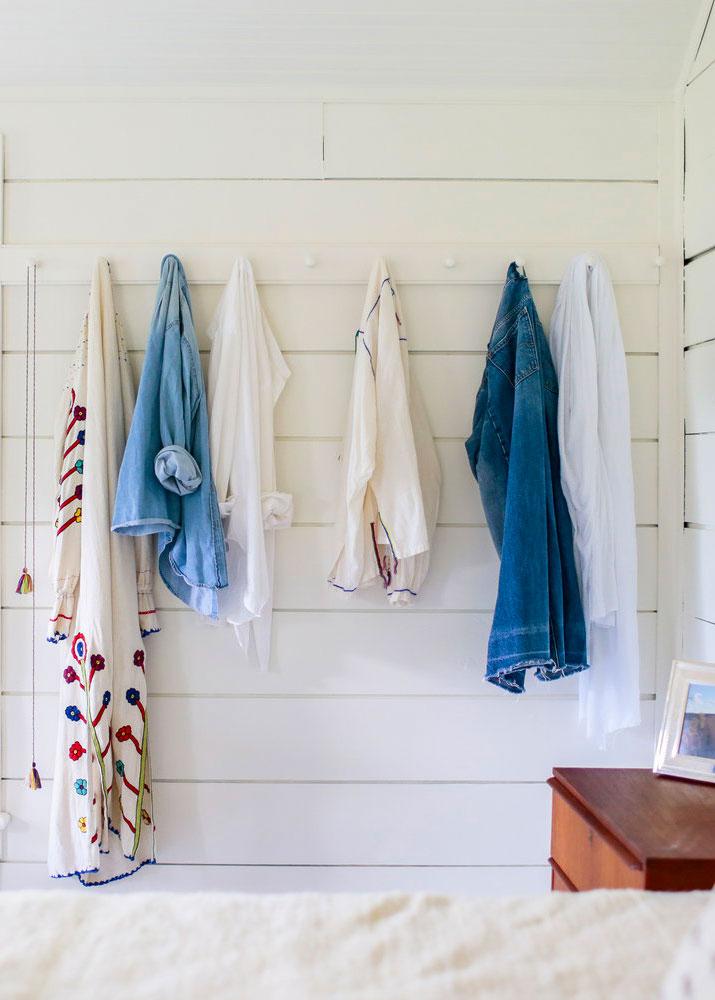 Chic Clothing Storage Ideas
