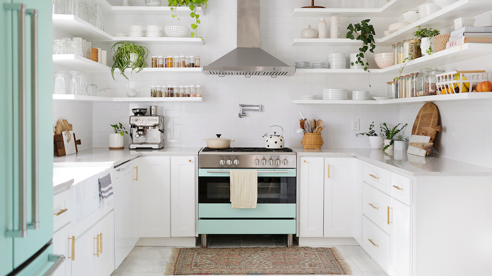 26 Small Kitchen Design Ideas Stylecaster