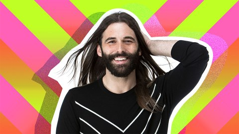 Why 'Queer Eye' Star Jonathan Van Ness Won't Compromise Self-Care | StyleCaster