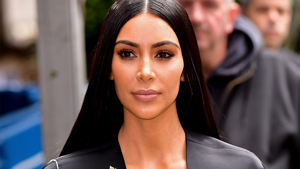 Kim Kardashian Says She Amps Up Her Lashes Using… Concealer?