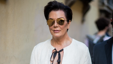 Fans Are Shook Over This Video of Kris Jenner Smoking Weed | StyleCaster