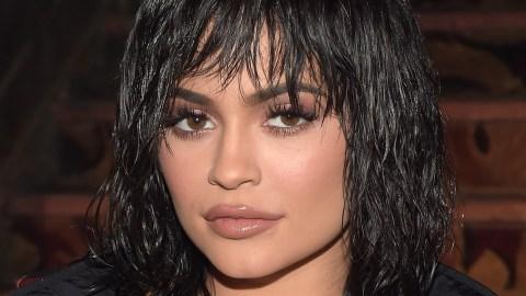 Kylie Jenner's Eyeliner Hack Doesn't Involve Liner at All   StyleCaster
