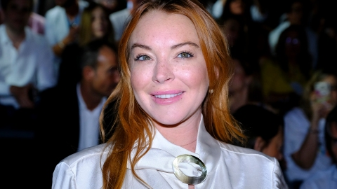 Watch Out, Hollywood—Lindsay Lohan Is Playing Fashion Police | StyleCaster