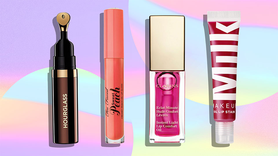 The Difference Between Lip Oil and Balm, Plus 11 Products to Try