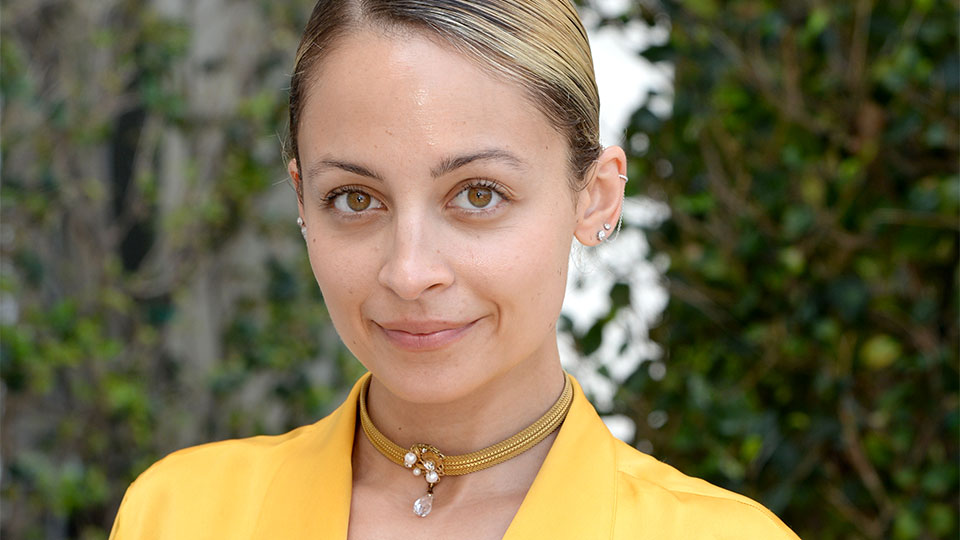 Nicole Richie Credits Her Black Mother for Instilling the Importance of a Body-Care Routine