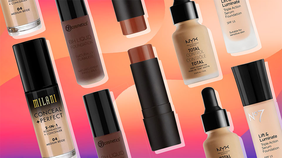 20 Under-$20 Sheer-Coverage Liquid Foundations for Spring