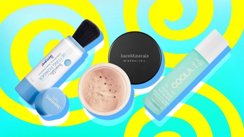 SPF Setting Sprays and Powders for When You Forget Sunscreen | StyleCaster