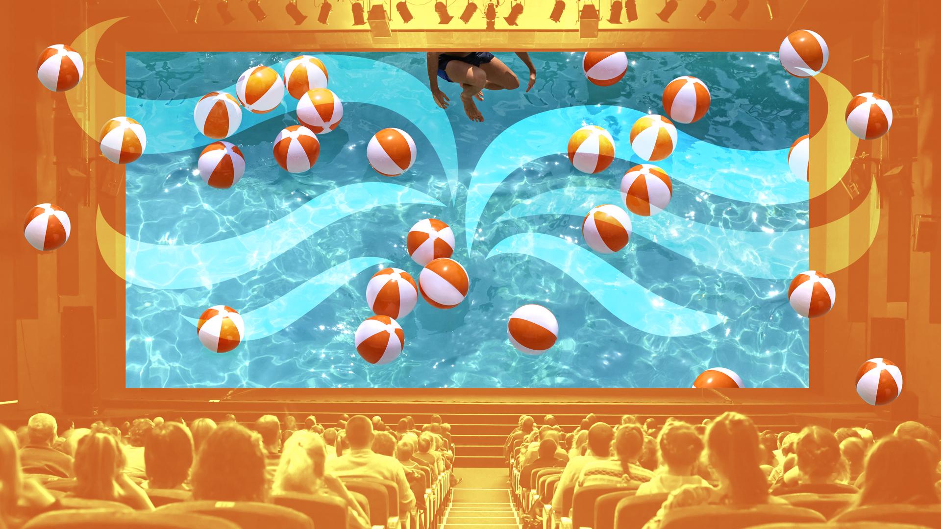 Summer Movie Theatre