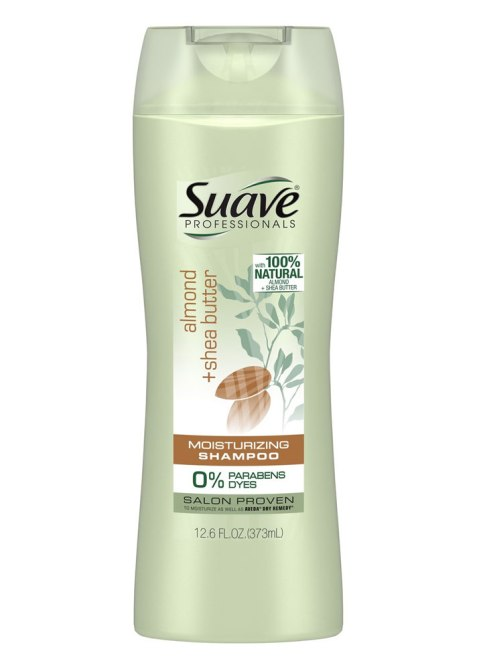 STYLECASTER | Ursula Stephen's Favorite Hair Products | Suave Almond & Shea Butter Shampoo