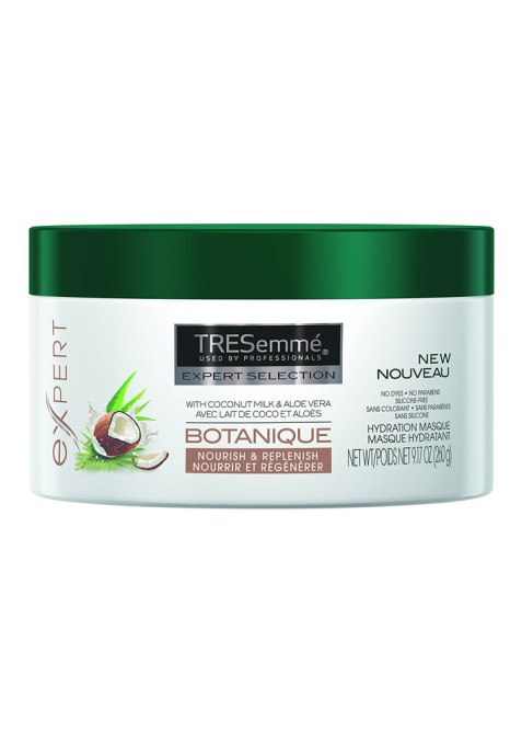 STYLECASTER | Ursula Stephen's Favorite Hair Products | TRESemmé Botanique Nourish and Replenish Hair Mask
