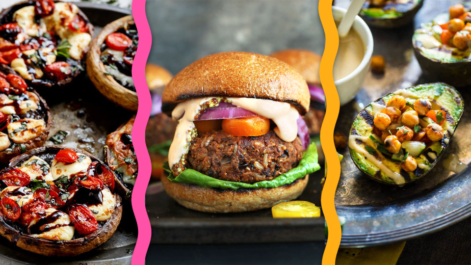 21 Vegetarian BBQ Ideas To Grill At Your Next Backyard Party | StyleCaster