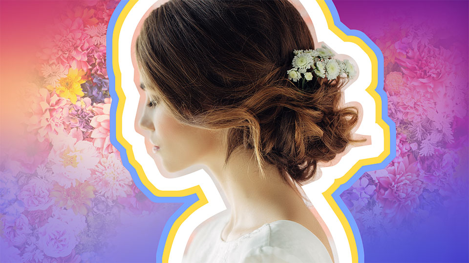 Stunning Instagram Inspo for Your Wedding Hairstyle Search