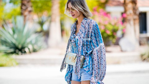 These Chic Silk Blouses Will Go with Every Single Thing in Your Closet | StyleCaster