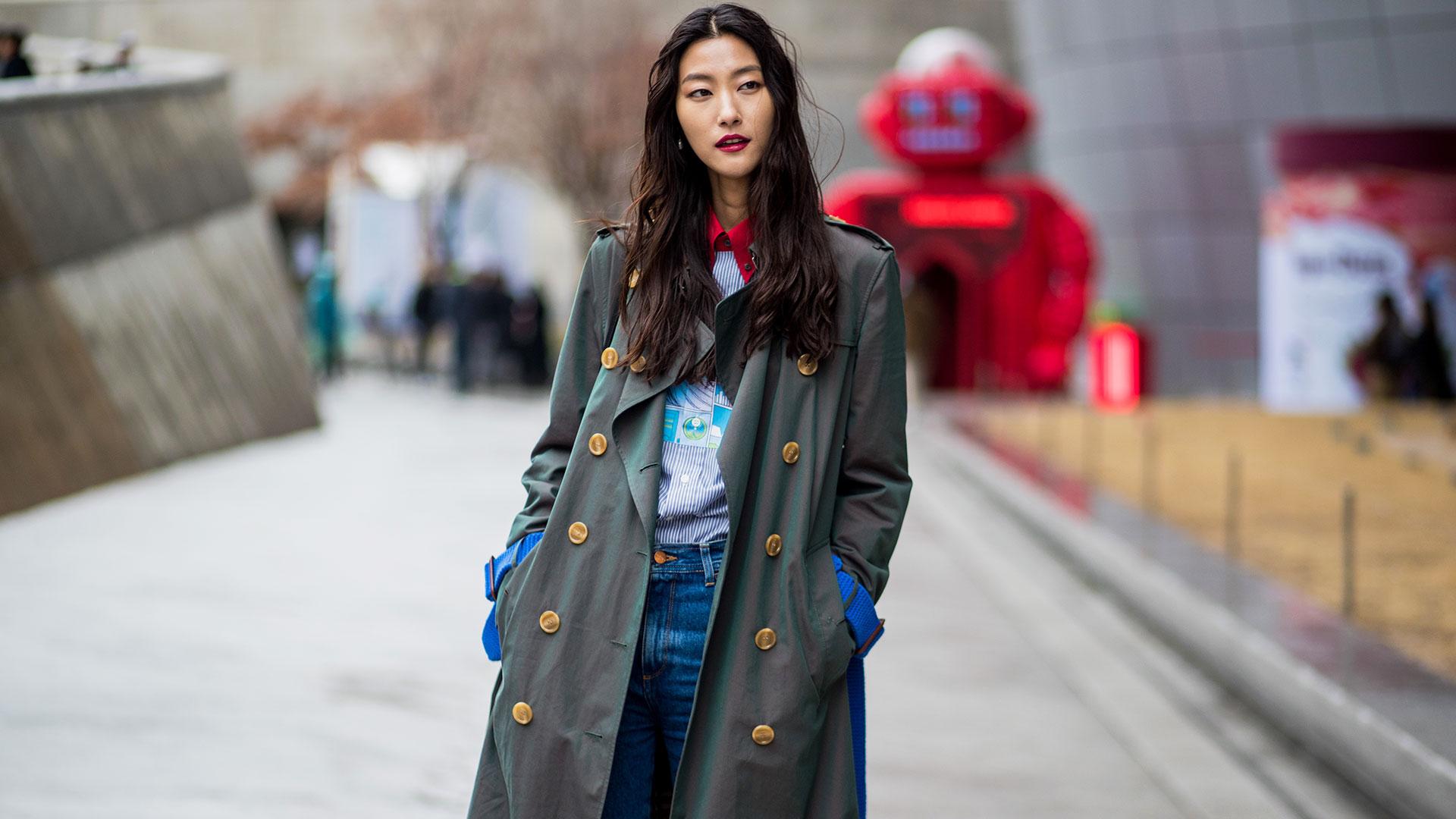STYLECASTER | Spring Raincoats