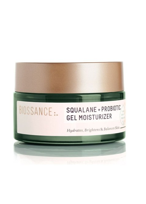biossance squalane probiotic gel moisturizer The 9 Beauty Habits You Should Have Mastered by College Graduation