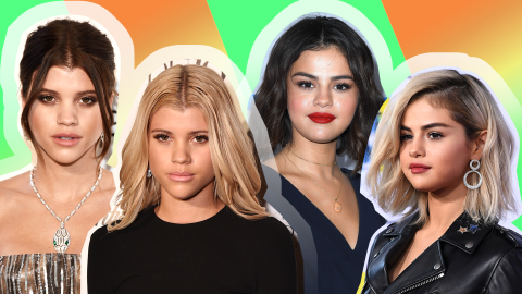 What 20 Celebs Look Like with Both Blonde and Brunette Hair | StyleCaster