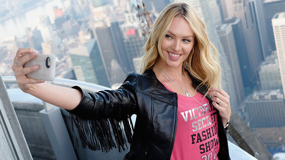 Candice Swanepoel's Organic DIY Mask for a Brighter Complexion
