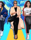 43 Times Celebrities Killed the Airport Style Game