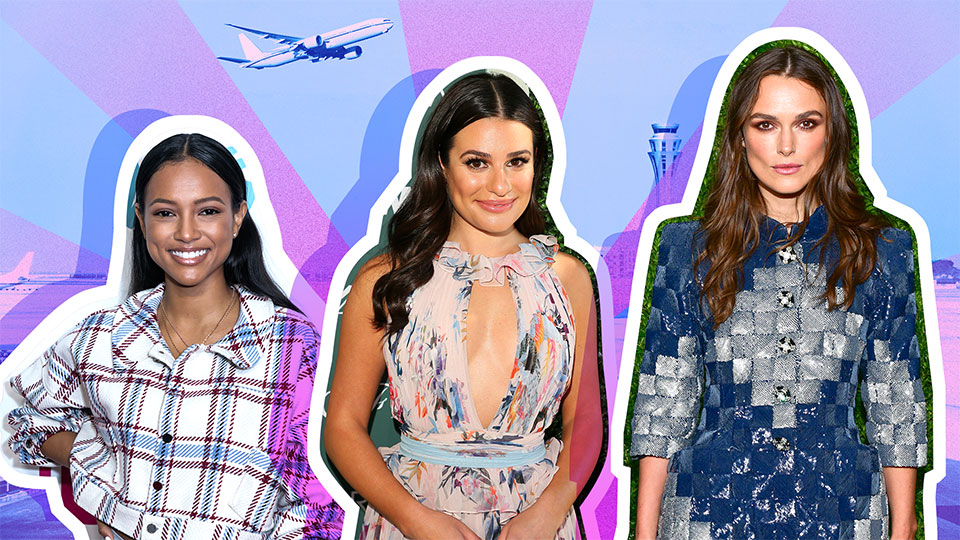 9 No-Nonsense Beauty Products Celebs Always Have While Traveling