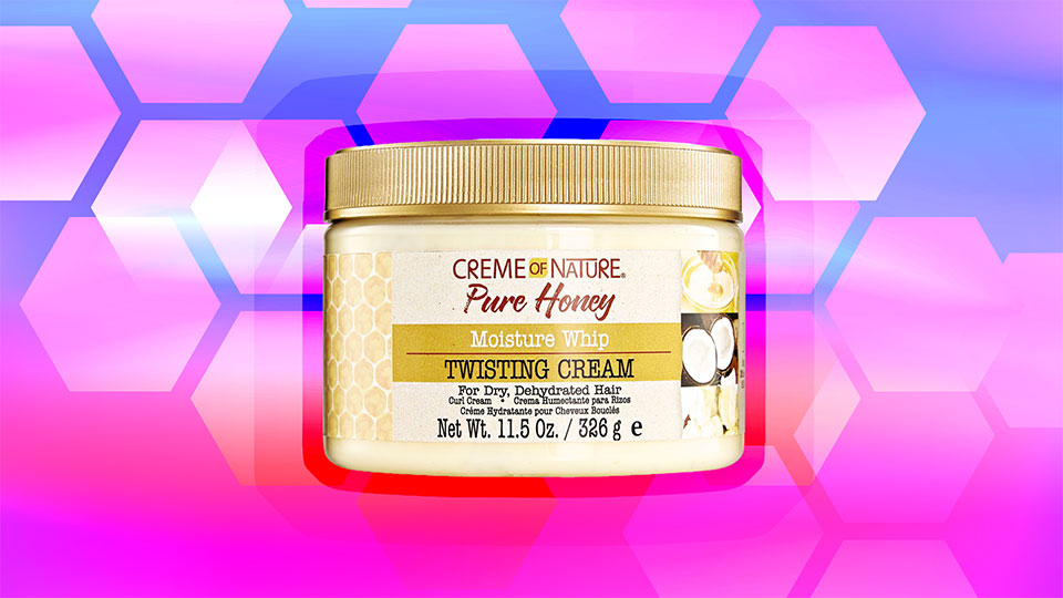 Creme of Nature's Honey Cream Is the Only Product That Gives Me Curl Without Crunch