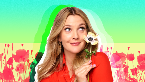 How Drew Barrymore Deals with Instagram Trolls and Self-Doubt | StyleCaster