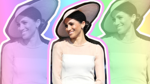 Why It's a Big Deal That Meghan Markle's Royal Bio Mentions Periods | StyleCaster