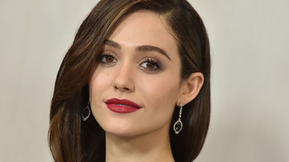 Emmy Rossum's Skin Glows in a Gorgeous Makeup-Free Selfie