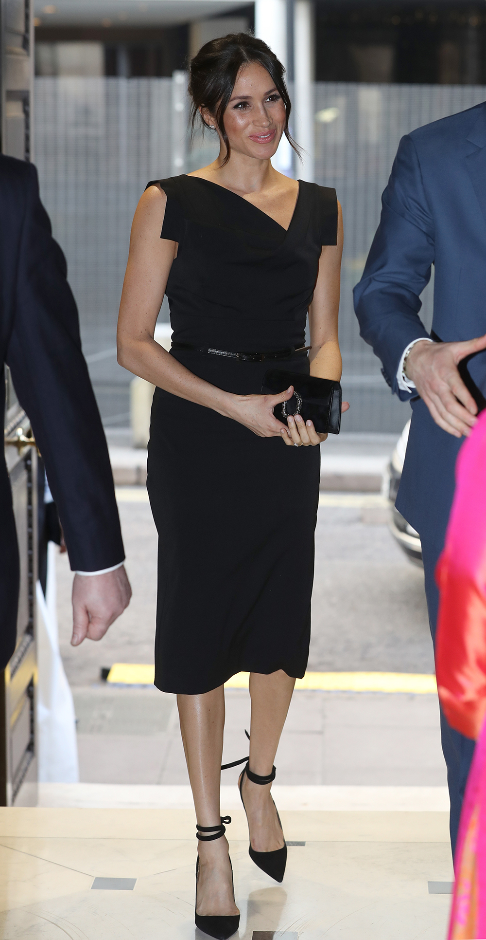 gettyimages 948765698 Under the Radar Fashion Brands Meghan Markle Has Elevated