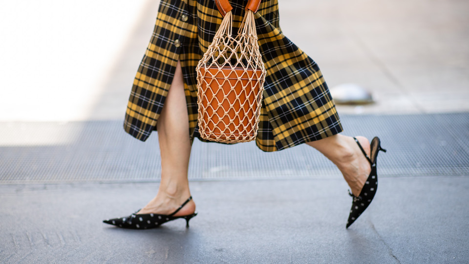 Summer's Favorite Shoe Will Make You Want to Ditch Your Stilettos
