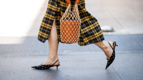 Ditch Your Stilettos for Summer's Favorite Shoe | StyleCaster